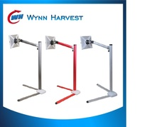 Aluminum Alloy Tablet PC Floor Stand Holder For iPad 2 3 4