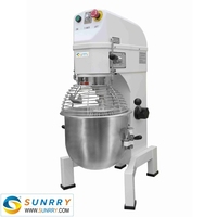 Commercial high quality cheap cake bakery flour dough mixer