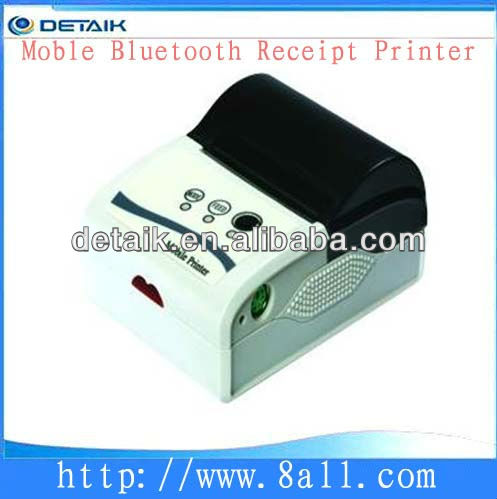 Moble Bluetooth Receipt Printer&58mm thermal printer