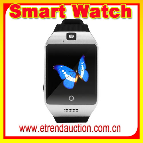 Top Sale Bluetooth Anti-lost Alarm Wrist Sport Smart Watch For Android Phone