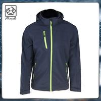 Winter style lightweight mans softshell jackets