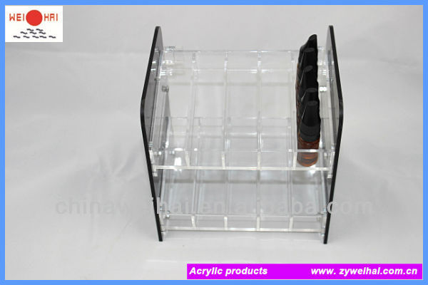 high clear acrylic clothes hanger acrylic hanger
