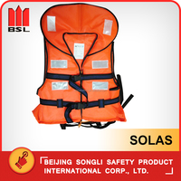 China Hot Selling high quality SLM-Y5 solar life vest/jacket