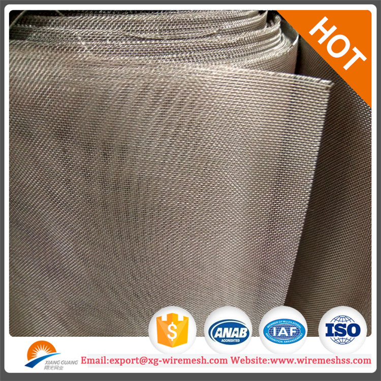 Anping factory 30mesh*0.23mm wrapped edge filter disc