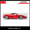 Rastar 2016 new product china toy Ferrari licensed electric rc car