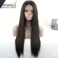 "In Stock!! glueless cap 10"" short wig indian remy human hair short full lace wigs for black women"