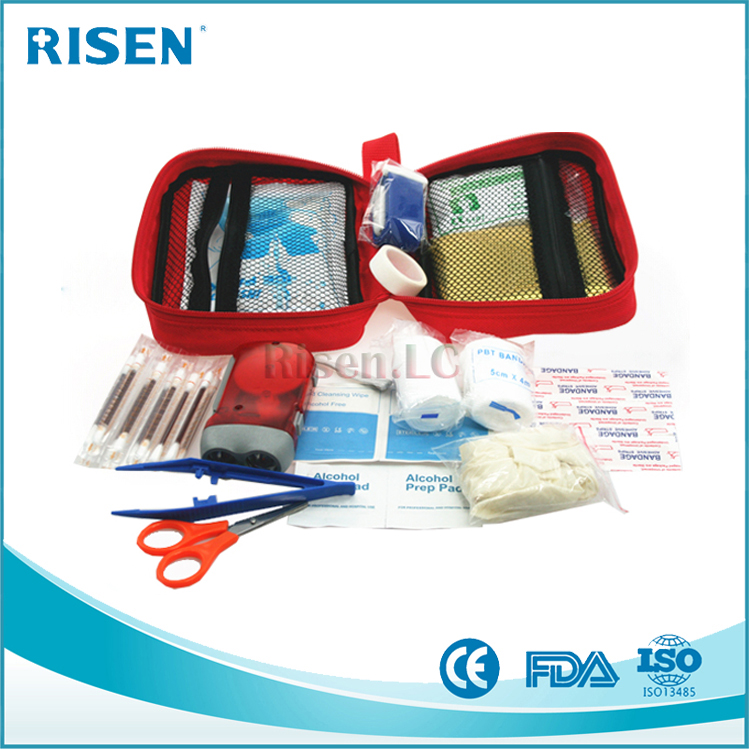 FDA/CE Approved Road trip Travel Emergency Kit/Portable Disaster Emergency Kit