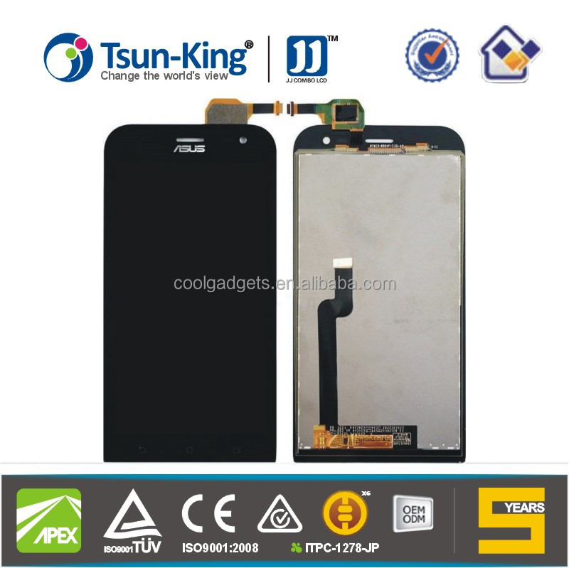 Tsun-King Combo LCD Replacement LCD for Zoom 5.5 ZX551ML LCD Screen + Touch Screen Digitizer Assembly