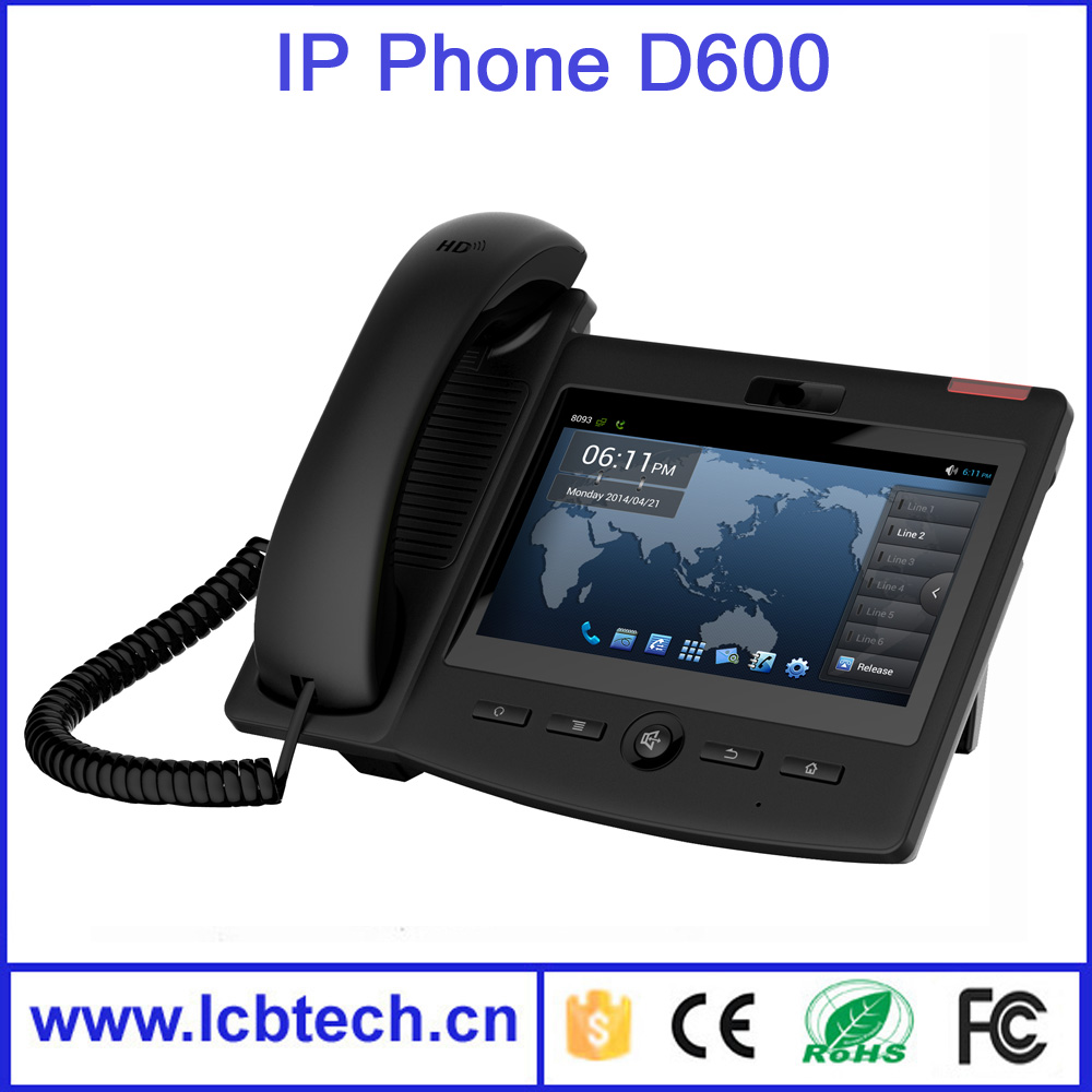 video media wireless land telephone, iP Phone ,Voip phone