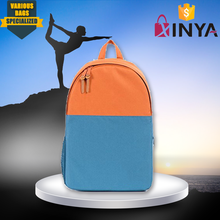 Promotional fashion korean school backpack kids book bags