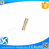 Different material small high performance bicycle brake return spring