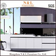 kitchen cabinet trim,china kitchen cabinet factory,solid wood kitchen cabinet (N&L furniture)
