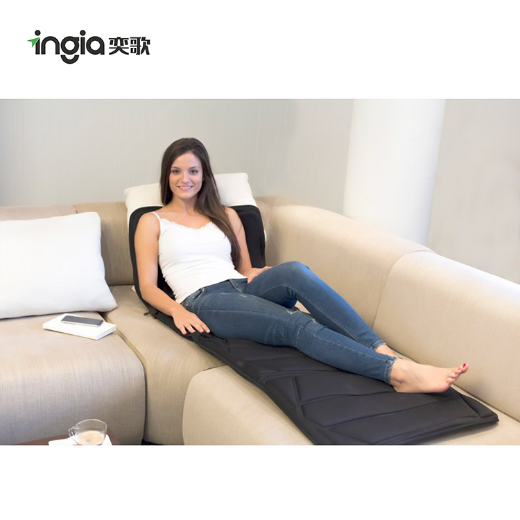 Wholesale Full Body Thermal Massage Mat with Heat