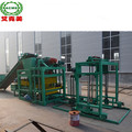 Made in china concrete concret block macking machine