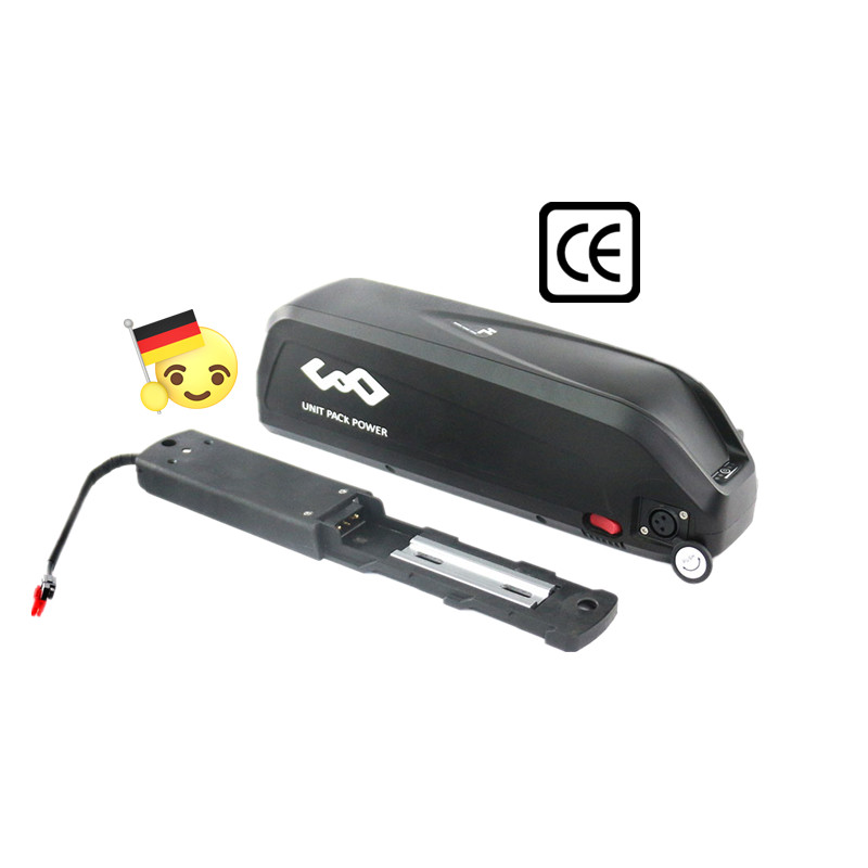 Germany Ship CE Hailong 48V 13Ah Lithium ion <strong>Passenger</strong> Tricycle Battery with Charger