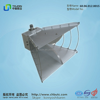 1 18 GHz Wideband Horn Antennas