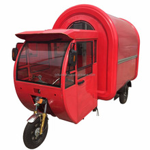 Food catering trucks/bakery food cart trailer for sale/outdoor food cart