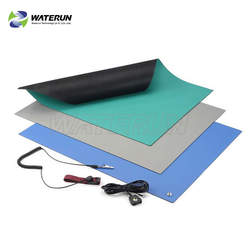 silicon esd table large rubber matting in shiny mat surface buy large rubber large rubber table rubber matting product on