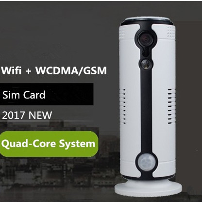 Jimi Free Cloud Storage 64G Micro SD Card 3G <strong>Wifi</strong> P2P IP Camera