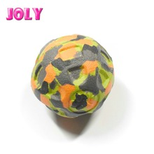 Foam Rubber Dog Toy Ball for Pet Exercise/Playing/Chewing Non-Toxic