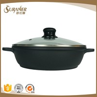 Hot sale stainless steel thermal hot pot to Nigeria