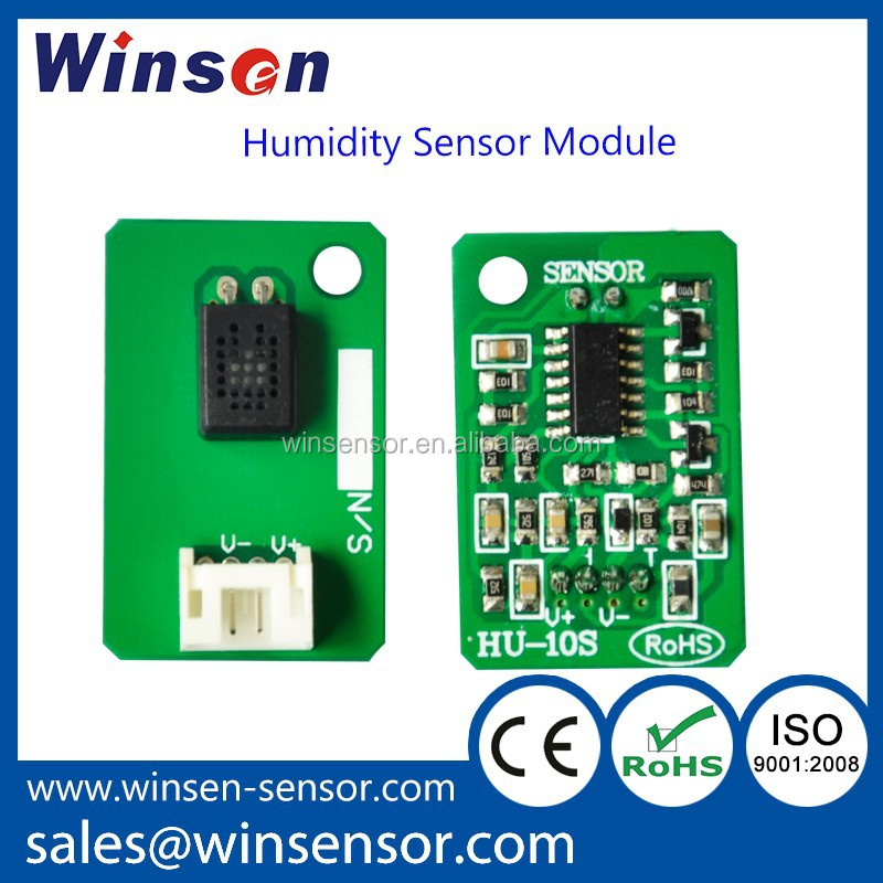 Winsen greenhouse temperature and humidity sensor