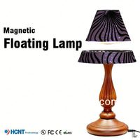 2013 New design !Magnetic floating lamp ,clamp lamp