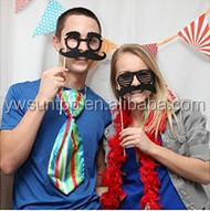 2016 Romantic Love theme photo booth props for Valentine's Day