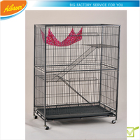 H2 large popular metal welded cat cage