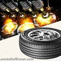 china car tyre new with best rubber, 195/60R16 cheap car tire