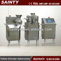 E50/S250 Spheroids Experimental Extruder & Spheronizer, Pellets Making Machine, Pellets Extruder