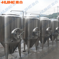 1000L Beer Fermentation Equipment Micro Brewery