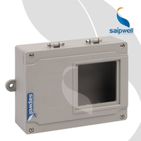 SAIPWELL New Design 180*140*55mm Die Cast IP66 Waterproof Aluminium Box