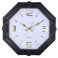 Chinese factory wall clocks supply with MOQ