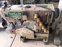 Yamato VC2700 interlock sewing machine