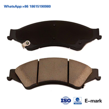 Best quality promotional Motorcycle brake pads for MAZDA BT-50 with great price