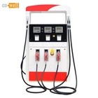 Automatic fuel dispenser for gas filling station