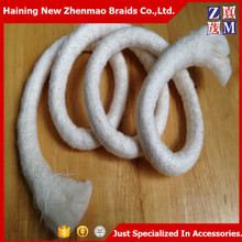 100% cotton piping cord/rope for furniture webbing