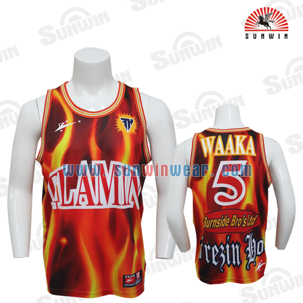 2014 new logo design custom youth basketball uniforms reversible