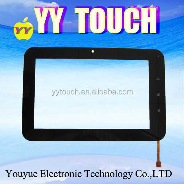 7inch tablet touch screen for tsinghua tongfang E600X