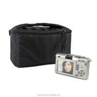Manfacturer Directly Sale Trendy Waterproof Polyester Material Portable DSLR Camera Inner Bag