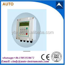 Fixed Ultrasonic Flow Meter /Industrial waste water meter made in China