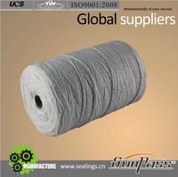 4300 High Temperature Ceramic 100% Fire Proof Yarn Fiber Products