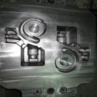 Aluminum Core Box Casting Pattern