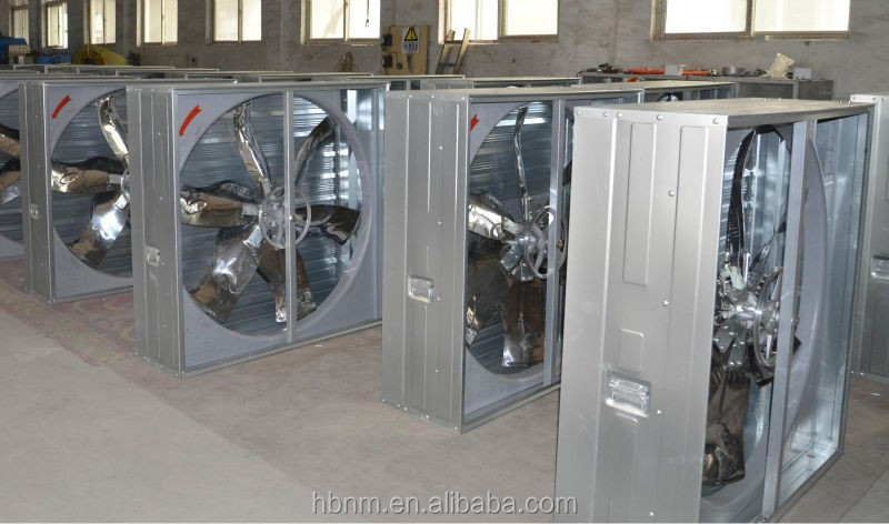 Greemhouse or Poultry Farm Used automatic Exhaust Fan for Sale