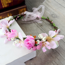 cheap brand name hair accessories chinese hair accessories for women