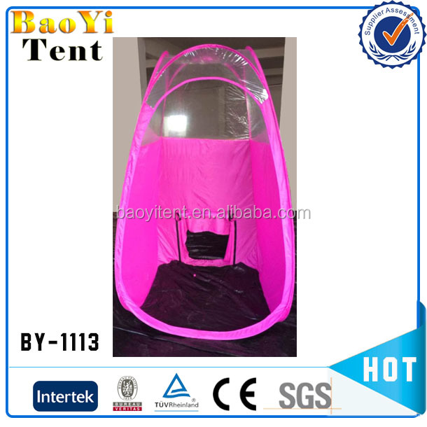 2015 Pop up spray tanning booth tent for sale