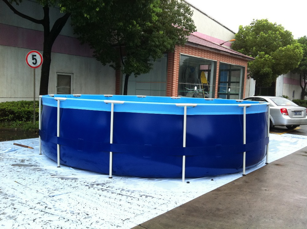 Shanghai manufacturer cheap above ground pool buy above for Buy swimming pool