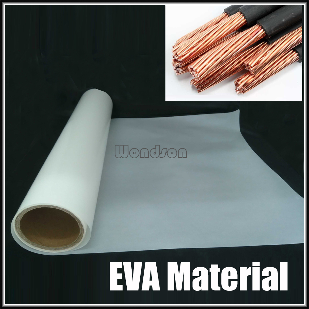 EVA Metal Bonding Glue Hot Melt Adhesive Tape Film for iPad Leather Case