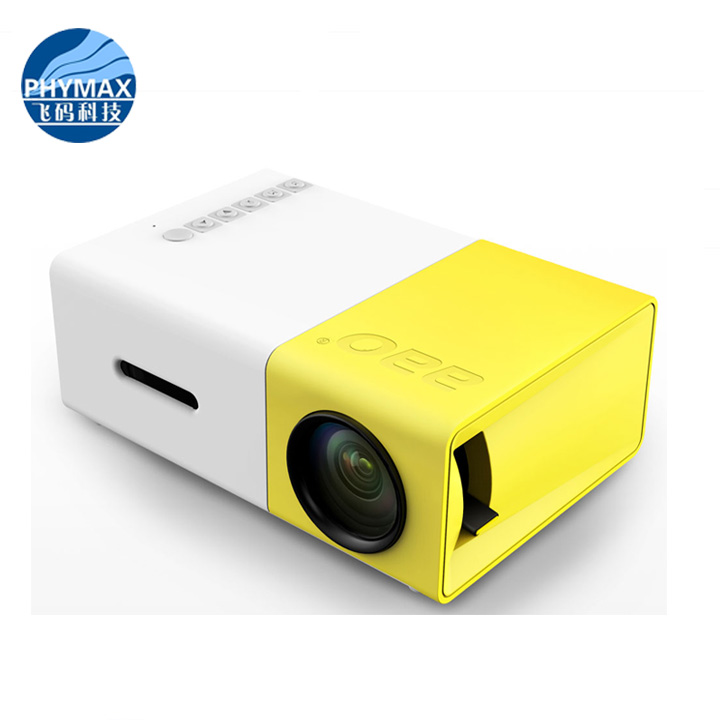 High performance China New Making House Use Portable Smart <strong>Projector</strong> Led Mini Pocket <strong>Projector</strong>